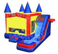 Obstacle Course Castle Combo 526-1